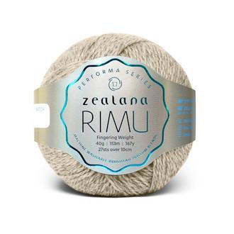 Rimu Dk-Yarn-Zealana-R01 Natural-The Sated Sheep