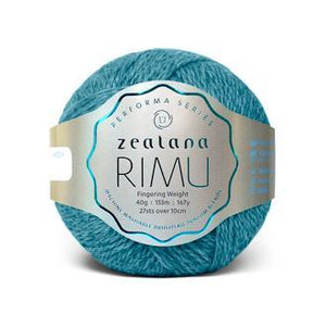 Rimu Dk-Yarn-Zealana-R05 Oceanwave-The Sated Sheep