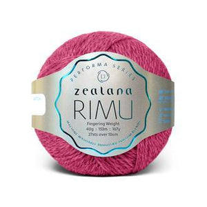 Rimu Dk-Yarn-Zealana-R11 Powiwi-The Sated Sheep