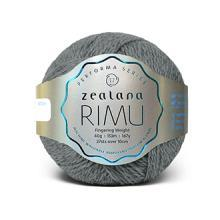 Rimu Dk-Yarn-Zealana-R30 Grey-The Sated Sheep