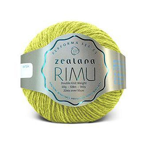 Rimu Dk-Yarn-Zealana-R31 Kowhai-The Sated Sheep