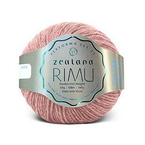 Rimu Dk-Yarn-Zealana-R33 Pearl-The Sated Sheep