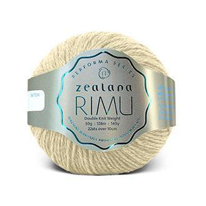 Rimu Dk-Yarn-Zealana-R35 Ivory-The Sated Sheep