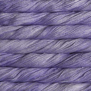 Silkpaca Lace-Yarn-Malabrigo-192 Periwinkle-The Sated Sheep