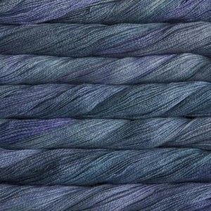 Silkpaca Lace-Yarn-Malabrigo-856 Azules-The Sated Sheep