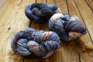Classy Skein and a Half Worsted!-Yarn-Dream in Color-Skyrocket-The Sated Sheep