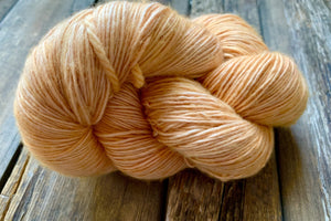 Classy Skein and a Half Worsted!-Yarn-Dream in Color-076 Straw into Gold-The Sated Sheep