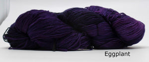 Tencel 3.2-Yarn-Ruch Designs-Eggplant-The Sated Sheep