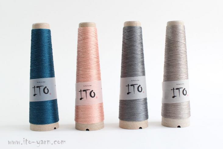 Tetsu Lace-Yarn-Ito Yarns-The Sated Sheep