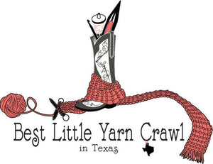 The Best Little Yarn Crawl in Texas!-class-The Sated Sheep-The Sated Sheep