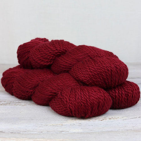 Tundra Bulky-Yarn-The Fibre Company-Red Arctic-The Sated Sheep