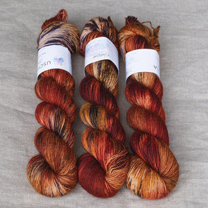 Uschitita Singles-Yarn-Uschitita-Canyon-The Sated Sheep