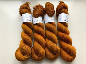 Uschitita Singles-Yarn-Uschitita-Stroopwafel-The Sated Sheep