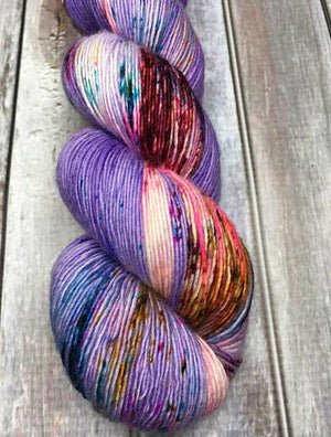 Uschitita Singles-Yarn-Uschitita-Sugared Violets-The Sated Sheep