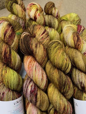 Uschitita Singles-Yarn-Uschitita-Viking-The Sated Sheep