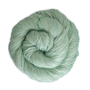 Susurro Sport-Yarn-Malabrigo-083 Water Green-The Sated Sheep