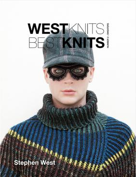West Knits Best Knits 2-Books-Deep South Fibers-The Sated Sheep