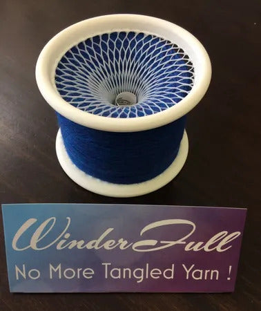 WinderFull Yarn Winder-Notions-winderfull-Extra Individual Spools-The Sated Sheep