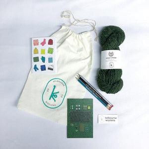 Year of Gifts-Yarn-Kelbourne-The Sated Sheep