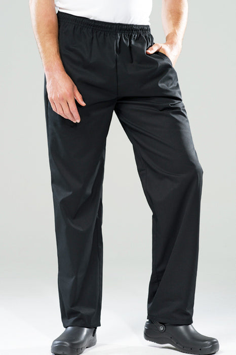 Pulltop Chef's Trousers Plain