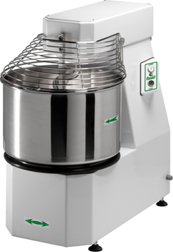 Fimar 50/SN Spiral Mixer - 62 litre bowl, three phases