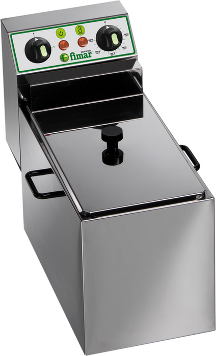 Fimar FR8 Single Pan Electric Deep Fryer
