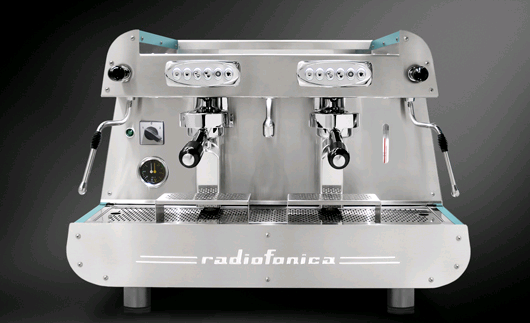 Radiofonica Automatic Espresso Machine 2 Group