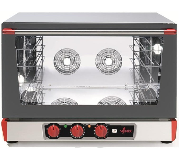 VENIX TORCELLO T04MPG - Electric Convection Oven Multifunction with Grill & Humidity - 4 600x400