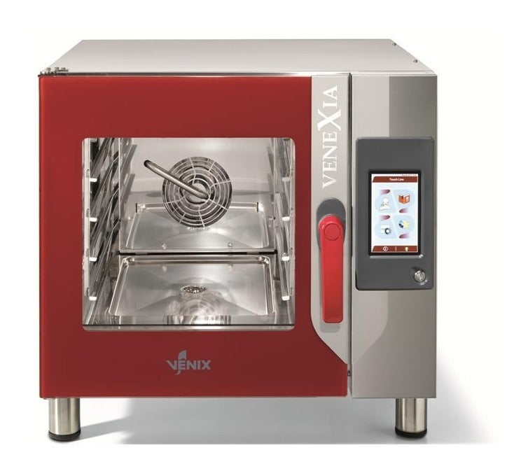 VENIX SAN MARCO SM05TC  - Electric Combi Steam Oven - 5 GN 1/1