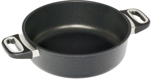 AMT Induction Braise Pot, 26 cm dia, 8cmh, 3.6 ltr