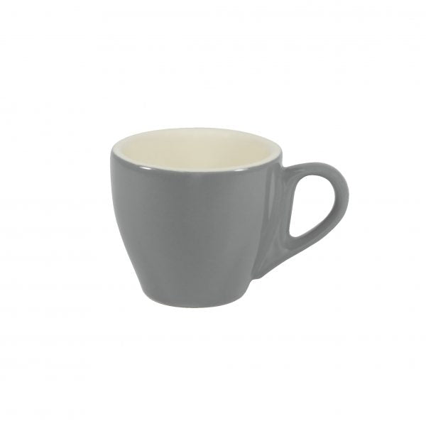 Brew Espresso Cup French Grey Gloss 90ml