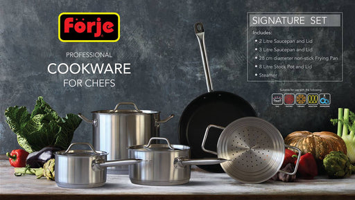 Forje Signature 5 Piece Set
