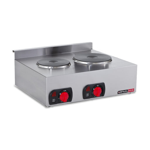Anvil STA0002 Electric Boiling Plate - plate diameters 230mm & 190mm