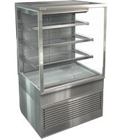 COSSIGA TTG Tower Tall Open Front Freestanding Refrigerated Display Cabinet