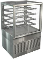 COSSIGA BTG Tower Heated Free-Standing Display Cabinet