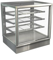 COSSIGA STG Countertop Tower Ambient Display Cabinet