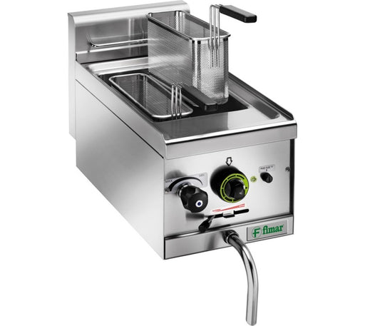 Fimar CP11N Electric Benchtop Pasta Cooker - 3.5 kW - Basin Capacity 11L