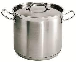 Stockpot Stainless Steel 50 Litre