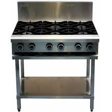LKK 6 Gas Burner Cooktop 900mm