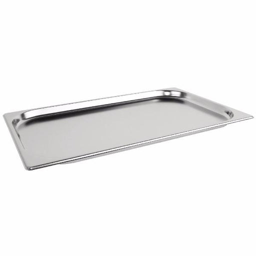 Steam Pan GN 1/1 20mm deep -530mm x 325mm
