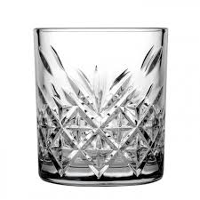 Timeless Double Old Fashion Glass 355ml (12)