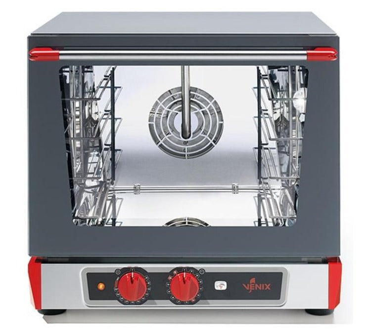VENIX BURANO B043M - Electric Manual Convection oven with Humity 4 460 x 340