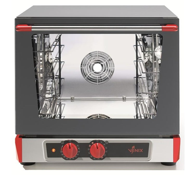 VENIX TORCELLO T043M - Electric Manual Convection Oven 4 450 x 340