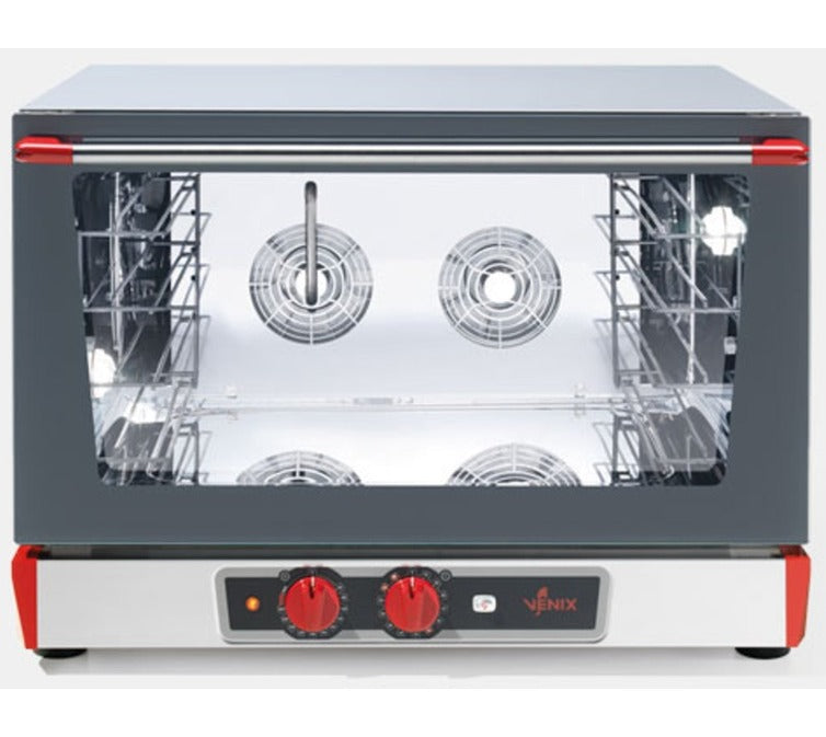 VENIX TORCELLO T04MI - Electric Manual Convection Oven with Humidity - 4 600x400