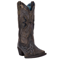 Lucretia Western Boot-Honeyed Boutique