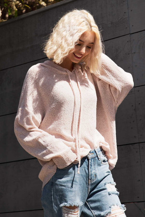 The Oversized Boat Sweater-Sweater-Honeyed Boutique
