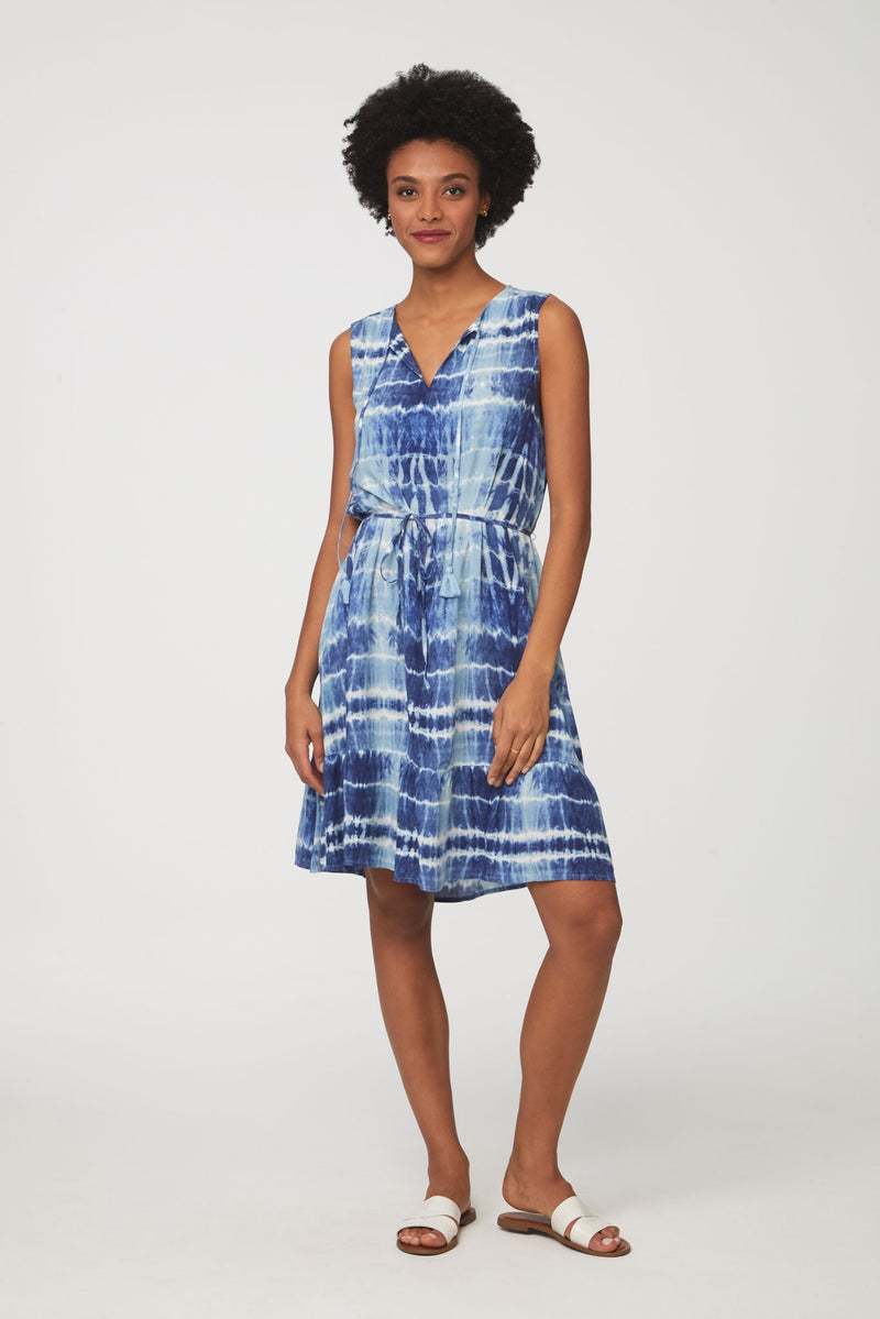 Lou Lou Aegean Dress-Honeyed Boutique