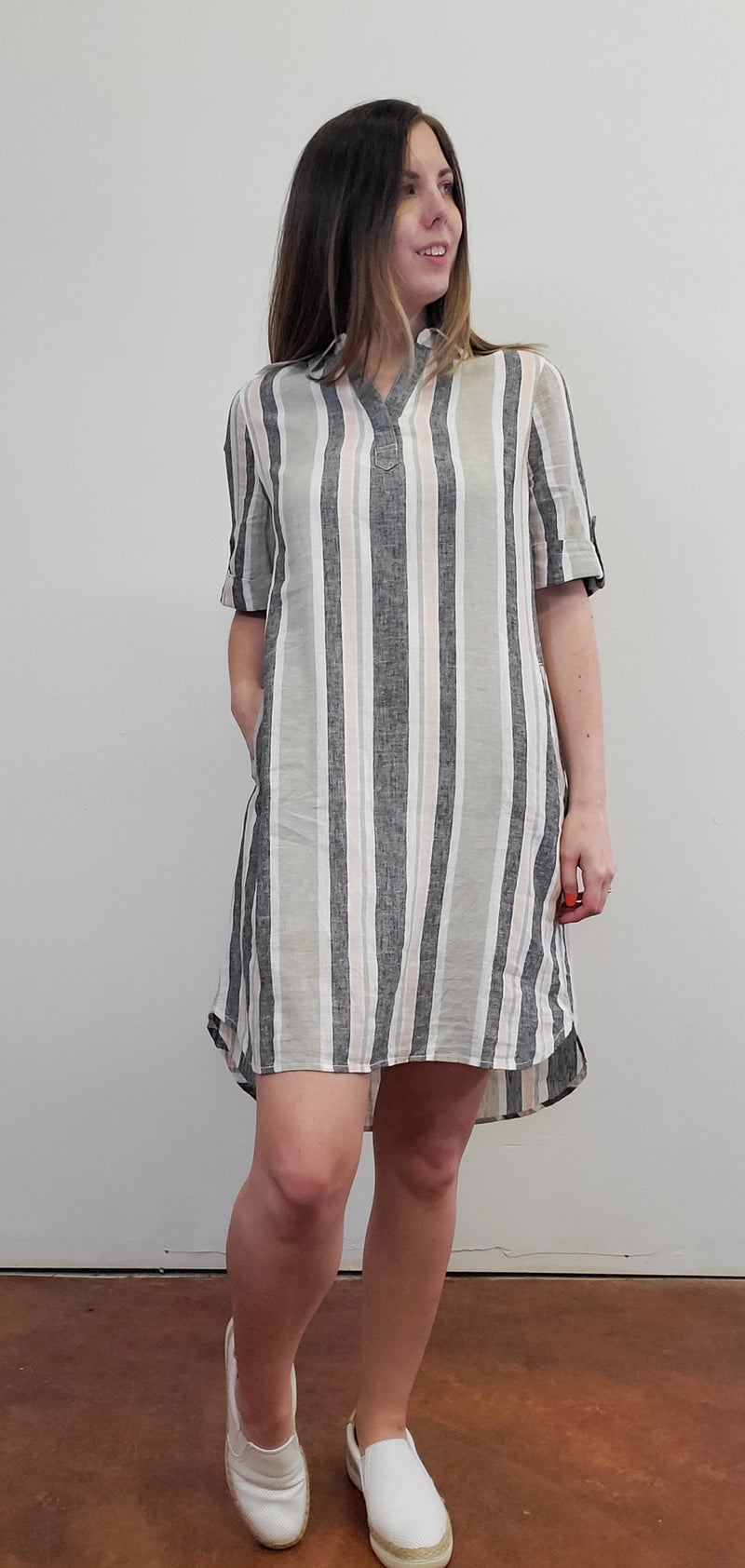 Emelia Chinois Dress