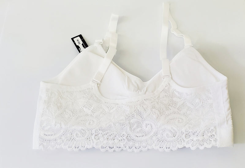 Joy Bra - Lace Back - One Size (32A to 36C)