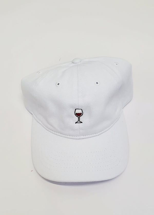 Embroidered Wine Hats